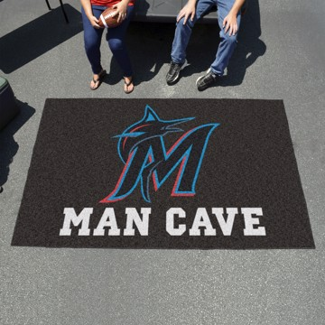 Picture of MLB - Miami Marlins Man Cave Ulti Mat