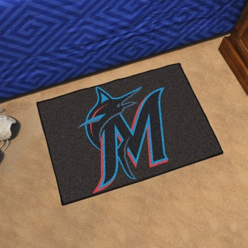 Picture of MLB - Miami Marlins Starter Mat