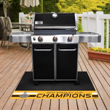 Picture of NHL - Pittsburgh Penguins 2017 Stanley Cup Champions Grill Mat