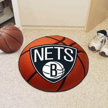 Picture of NBA - Brooklyn Nets Basketball Mat
