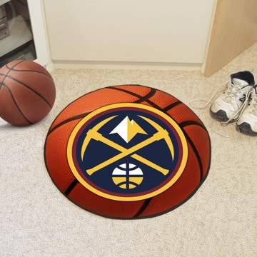 Picture of NBA - Denver Nuggets Basketball Mat