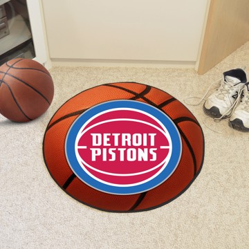 Picture of NBA - Detroit Pistons Basketball Mat