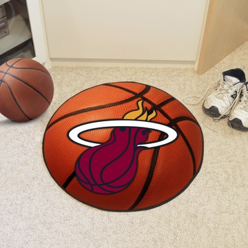 Picture of NBA - Miami Heat Basketball Mat