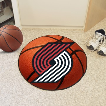 Picture of NBA - Portland Trail Blazers Basketball Mat
