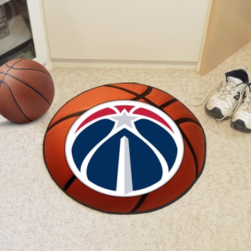 Picture of NBA - Washington Wizards Basketball Mat