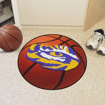 Picture of LSU Basketball Mat