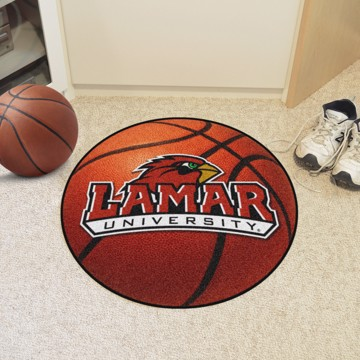 Picture of Lamar Basketball Mat