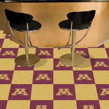 Picture of Minnesota Team Carpet Tiles