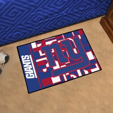 Picture of NFL - New York Giants Starter Mat