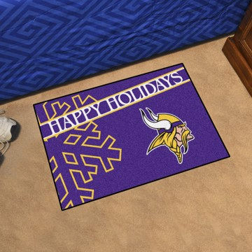 Picture of NFL - Minnesota Vikings Starter Mat