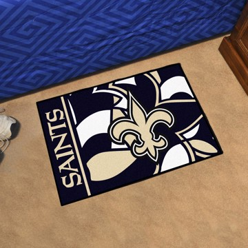 Picture of NFL - New Orleans Saints Starter Mat