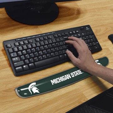 Picture of Michigan State Keyboard Wrist Rest