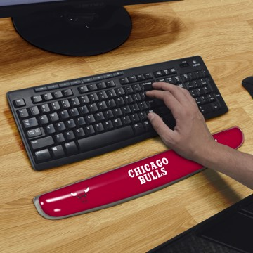 Picture of NBA - Chicago Bulls Keyboard Wrist Rest