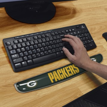 Picture of NFL - Green Bay Packers Keyboard Wrist Rest