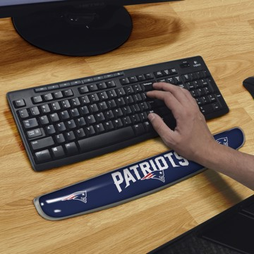 Picture of NFL - New England Patriots Keyboard Wrist Rest