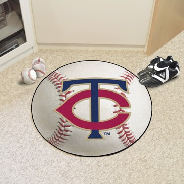 Picture of MLB - Minnesota Twins Baseball Mat