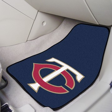 Picture of MLB - Minnesota Twins Carpet Car Mat Set