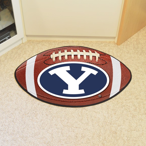 Picture of Brigham Young Football Mat