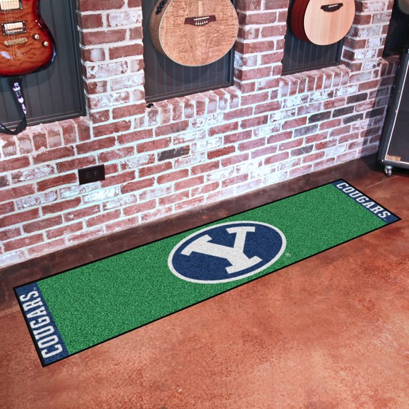 Picture of Brigham Young Putting Green Mat