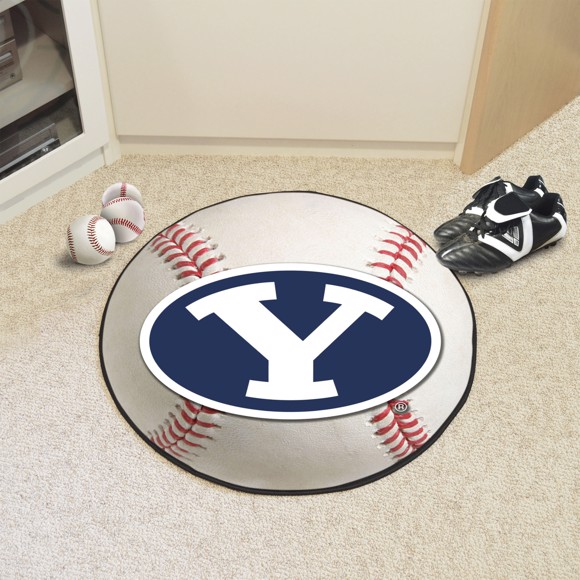 Picture of Brigham Young Baseball Mat