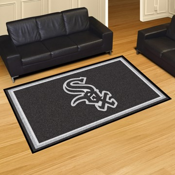 Picture of MLB - Chicago White Sox 5'x8' Plush Rug