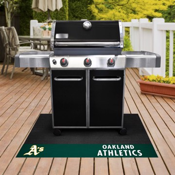Picture of MLB - Oakland Athletics Grill Mat