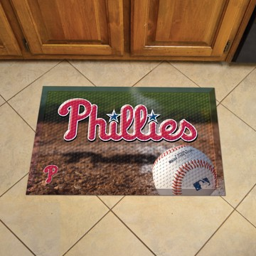 Picture of MLB - Philadelphia Phillies Scraper Mat