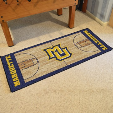 Picture of Marquette NCAA Basketball Runner