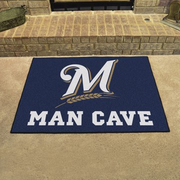Picture of MLB - Milwaukee Brewers Man Cave All Star