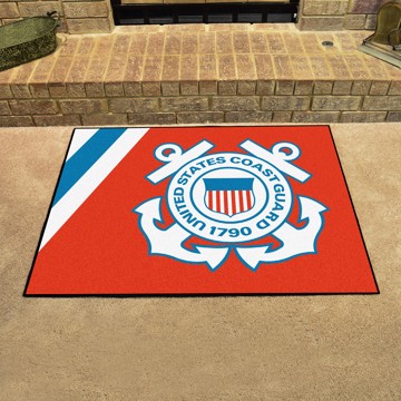 Picture of U.S. Coast Guard All Star Mat