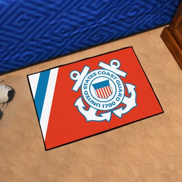 Picture of U.S. Coast Guard Starter Mat