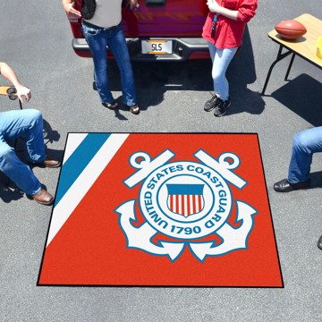 Picture of U.S. Coast Guard Tailgater Mat