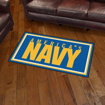 Picture of U.S. Navy 3'x5' Plush Rug