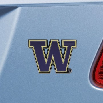 Picture of Washington Emblem - Chrome - Color