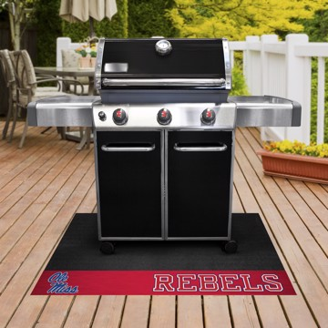 Picture of Ole Miss Grill Mat