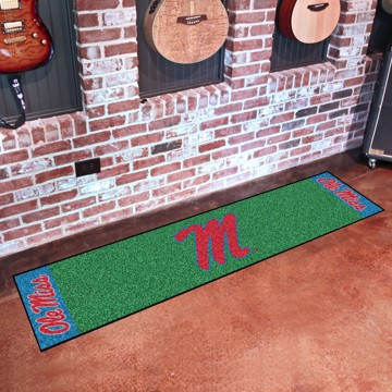 Picture of Ole Miss Putting Green Mat