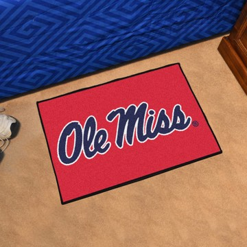 Picture of Ole Miss Starter Mat