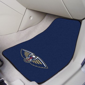 Picture of NBA - New Orleans Pelicans Carpet Car Mat Set