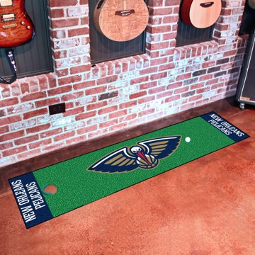 Picture of NBA - New Orleans Pelicans Putting Green Mat