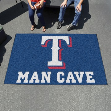 Picture of MLB - Texas Rangers Man Cave Ulti Mat
