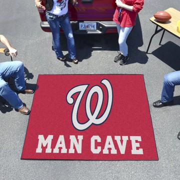 Picture of MLB - Washington Nationals Man Cave Ulti Mat