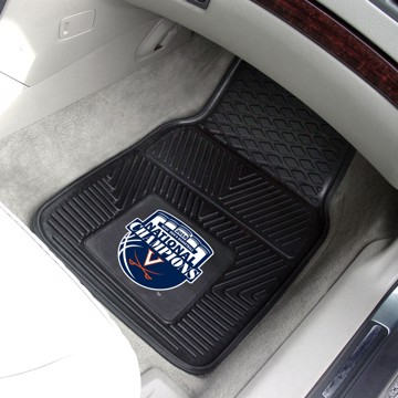 Picture of Virginia 2019 NCAA Men's Basketball Champions Vinyl Car Mat Set