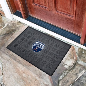 Picture of Virginia 2019 NCAA Men's Basketball Champions Vinyl Door Mat