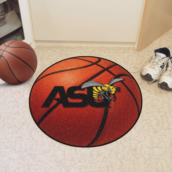 Picture of Alabama State Basketball Mat