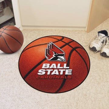 Picture of Ball State Basketball Mat