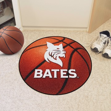 Picture of Bates College Basketball Mat