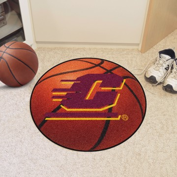 Picture of Central Michigan Basketball Mat