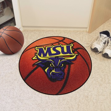 Picture of Minnesota State - Mankato Basketball Mat