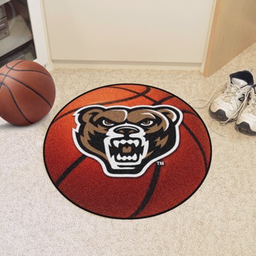 Picture of Oakland Basketball Mat