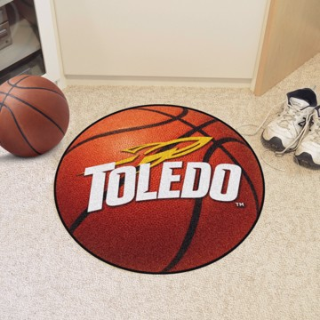 Picture of Toledo Basketball Mat
